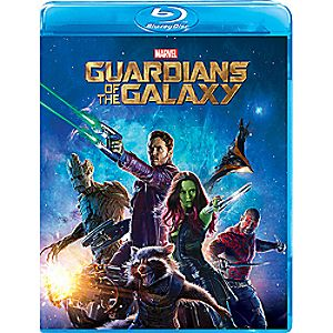 Guardians of the Galaxy Blu-ray 7745055551477P