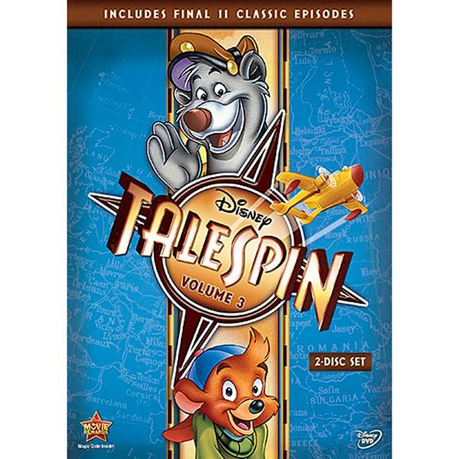 TaleSpin Volume 3 2-Disc DVD Set