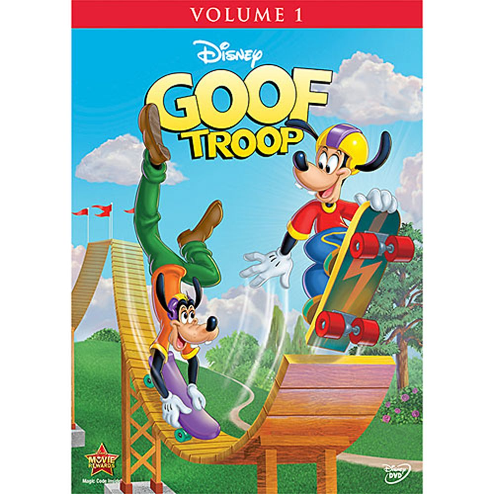 Goof Troop Volume 1 DVD 3-Disc Set