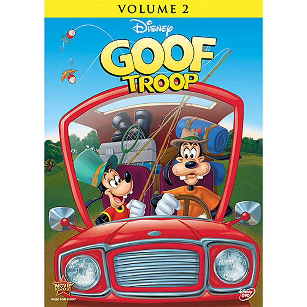 Goof Troop Volume 2 DVD 3-Disc Set