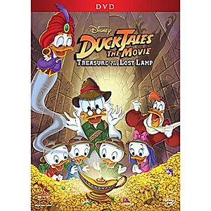 Ducktales The Movie Treasure Of The Lost Lamp Dvd