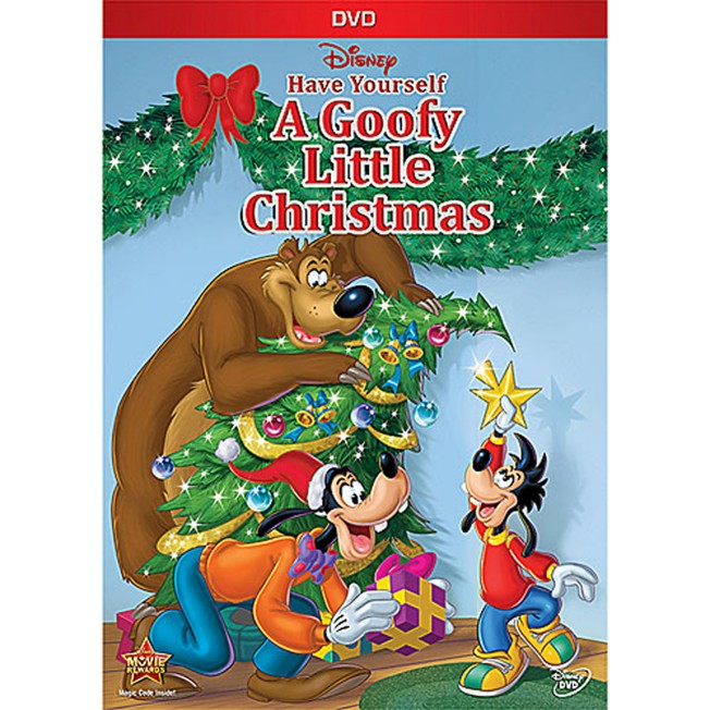 Have Yourself a Goofy Little Christmas DVD