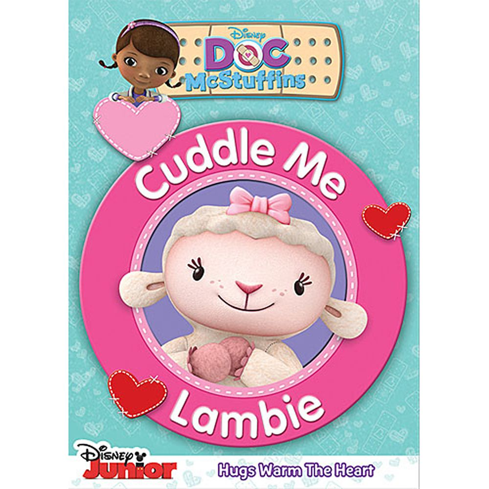 Doc McStuffins: Cuddle Me Lambie DVD Official shopDisney