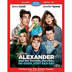 Alexander and the Terrible, Horrible, No Good, Very Bad Day Blu-ray 7745055551496P