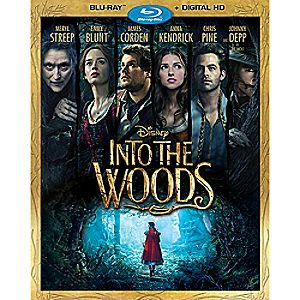 Into the Woods Blu-ray 7745055551500P