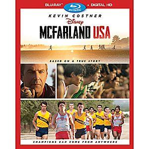 McFarland USA Blu-ray 7745055551556P