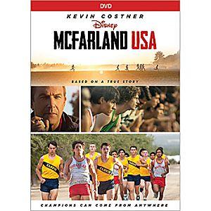 McFarland USA DVD 7745055551557P
