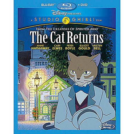 The Cat Returns Blu-ray Combo Pack