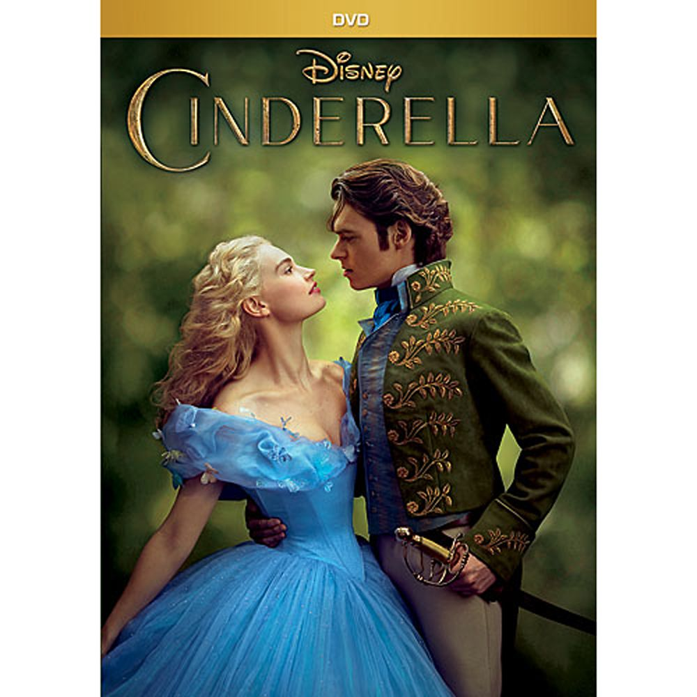 Cinderella DVD – Live Action Film