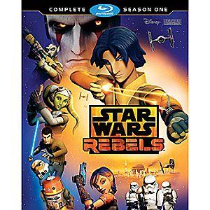 Star Wars Rebels Complete Season One Blu-ray 7745055551624P