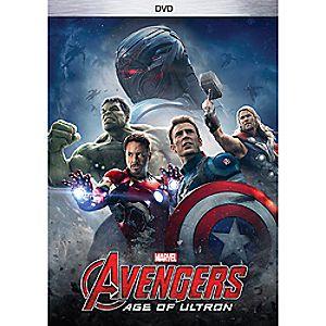 Marvel's Avengers: Age of Ultron DVD 7745055551630P
