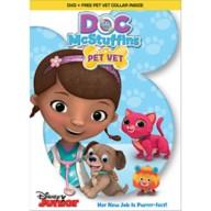 Doc McStuffins: Pet Vet DVD