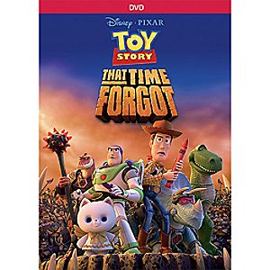 Toy Story That Time Forgot DVD 7745055551644P