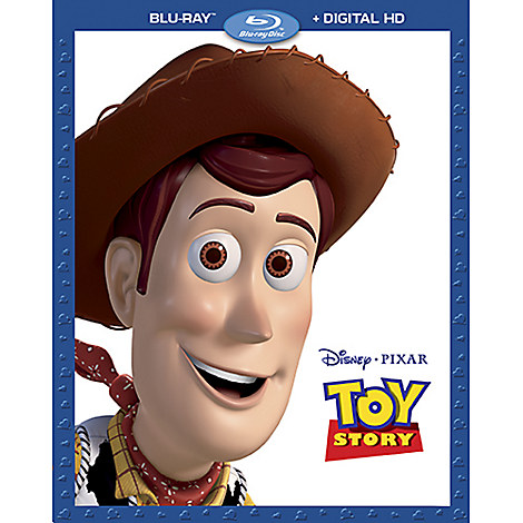 Toy Story Blu-ray
