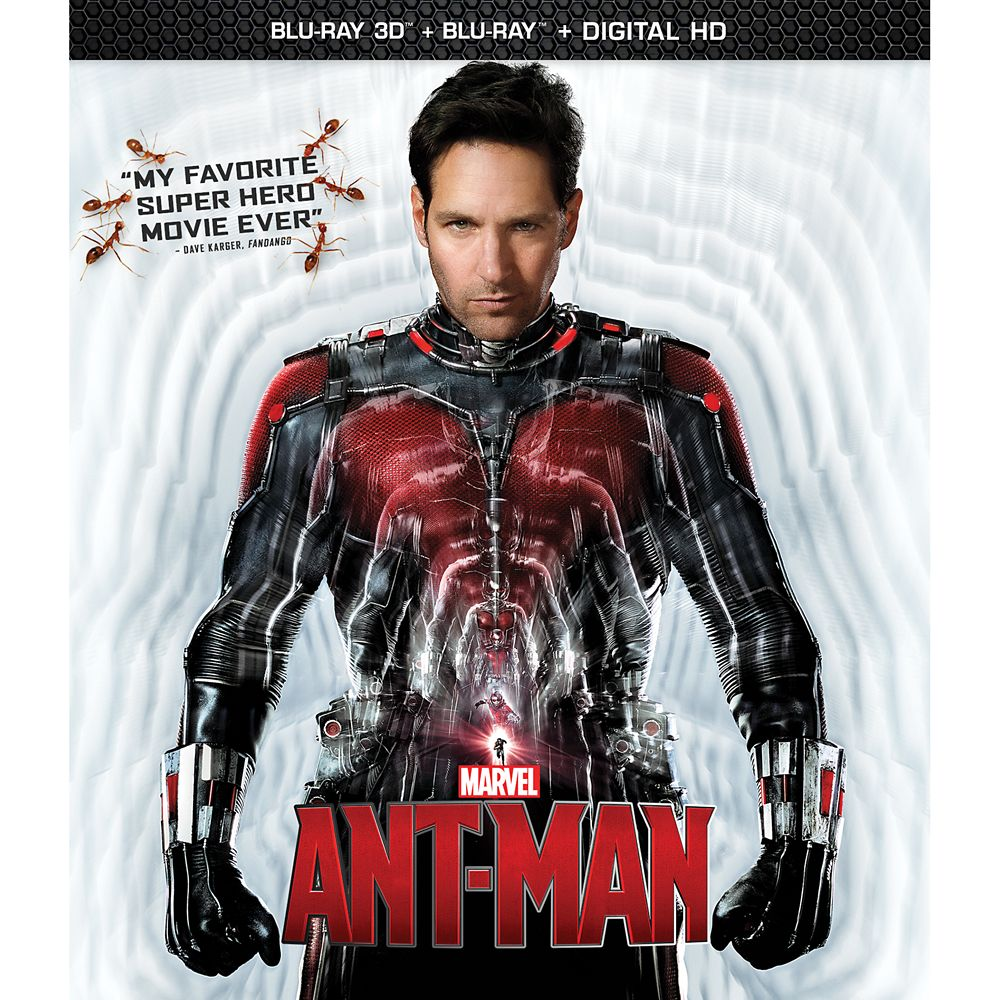 Ant-Man Blu-ray 3D Combo Pack Official shopDisney