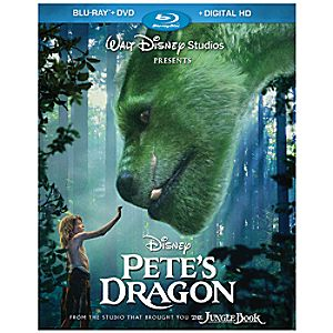 Pete's Dragon Blu-ray Combo Pack (2016) 7745055551758P
