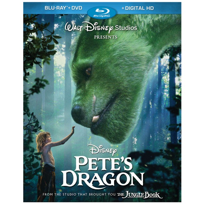 Pete's Dragon Blu-ray Combo Pack (2016)