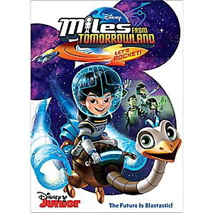 Miles from Tomorrowland: Let's Rocket! DVD 7745055551790P
