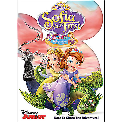 Sofia the First: The Curse of Princess Ivy DVD