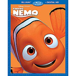 Finding Nemo Blu-ray 7745055551836P