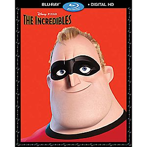 The Incredibles Blu-ray 7745055551837P
