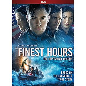 The Finest Hours DVD