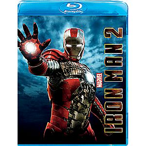 Iron Man 2 Blu-ray 7745055551861P