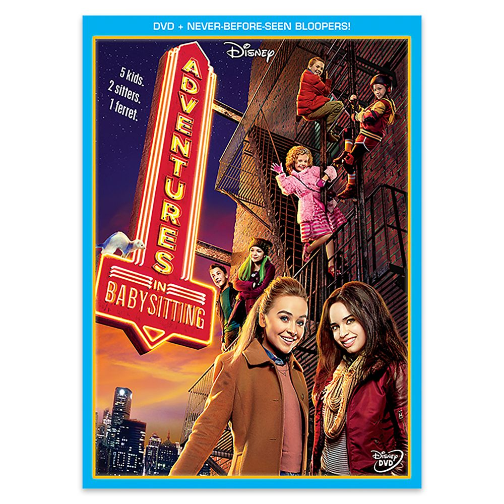Adventures in Babysitting DVD Official shopDisney