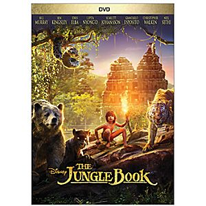The Jungle Book DVD - Live Action