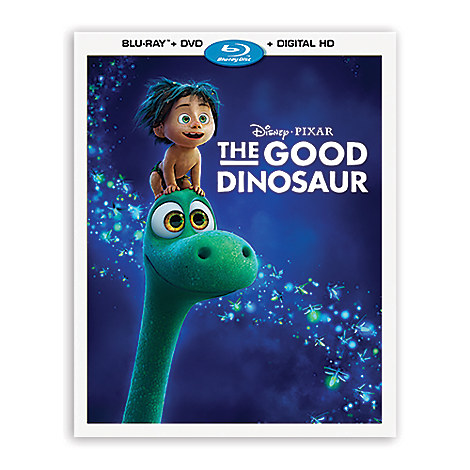 The Good Dinosaur Blu-ray Combo Pack