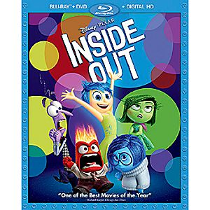 Disney•Pixar Inside Out Blu-ray Combo Pack 7745055551941P
