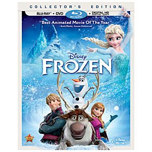 Frozen Blu-ray Collector's Edition 7745055551943P