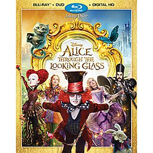 Alice Through the Looking Glass Blu-ray Combo Pack 7745055551946P