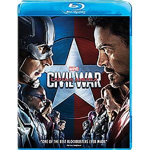 Captain America: Civil War Blu-ray 7745055551951P