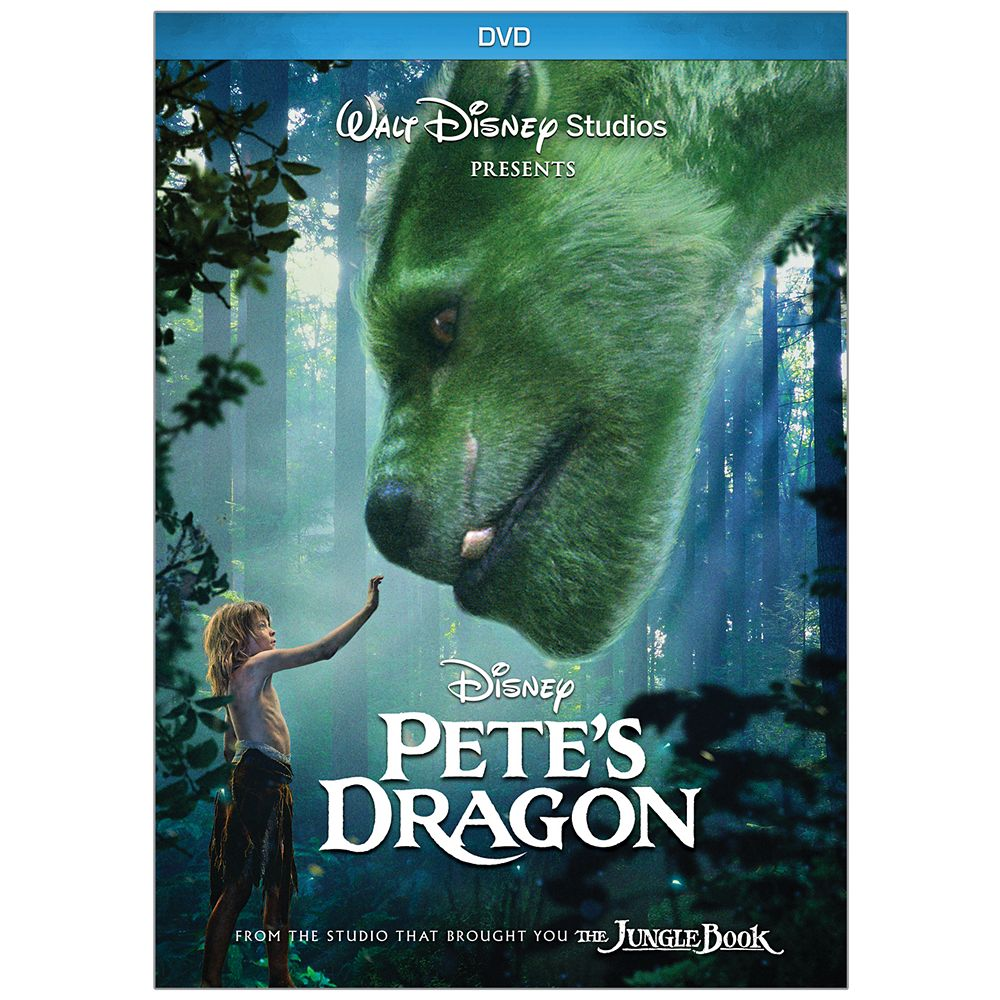 Pete's Dragon DVD (2016)
