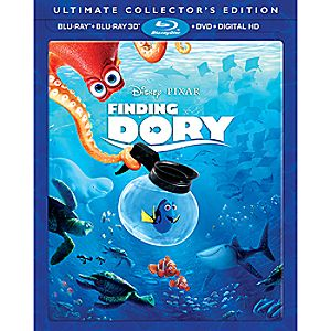 Finding Dory 3D Blu-ray Ultimate Collector's Edition 7745055551959P
