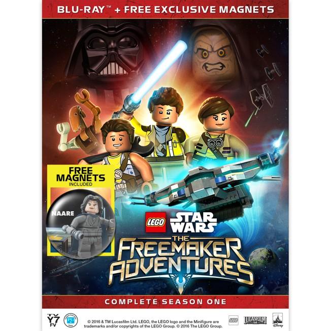 LEGO Star Wars: The Freemaker Adventures Season One Blu-ray
