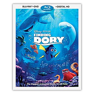 Finding Dory Blu-ray Combo Pack 7745055551983P