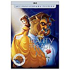 Beauty and the Beast 25th Anniversary Edition DVD