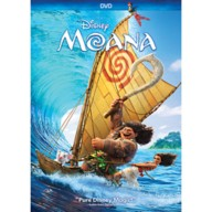 Disney Moana DVD