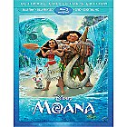 Disney Moana 3D Blu-ray Ultimate Collectors Edition