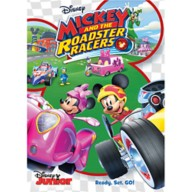 Mickey and the Roadster Racers DVD
