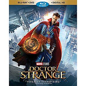 Doctor Strange Blu-ray Combo Pack 7745055552074P