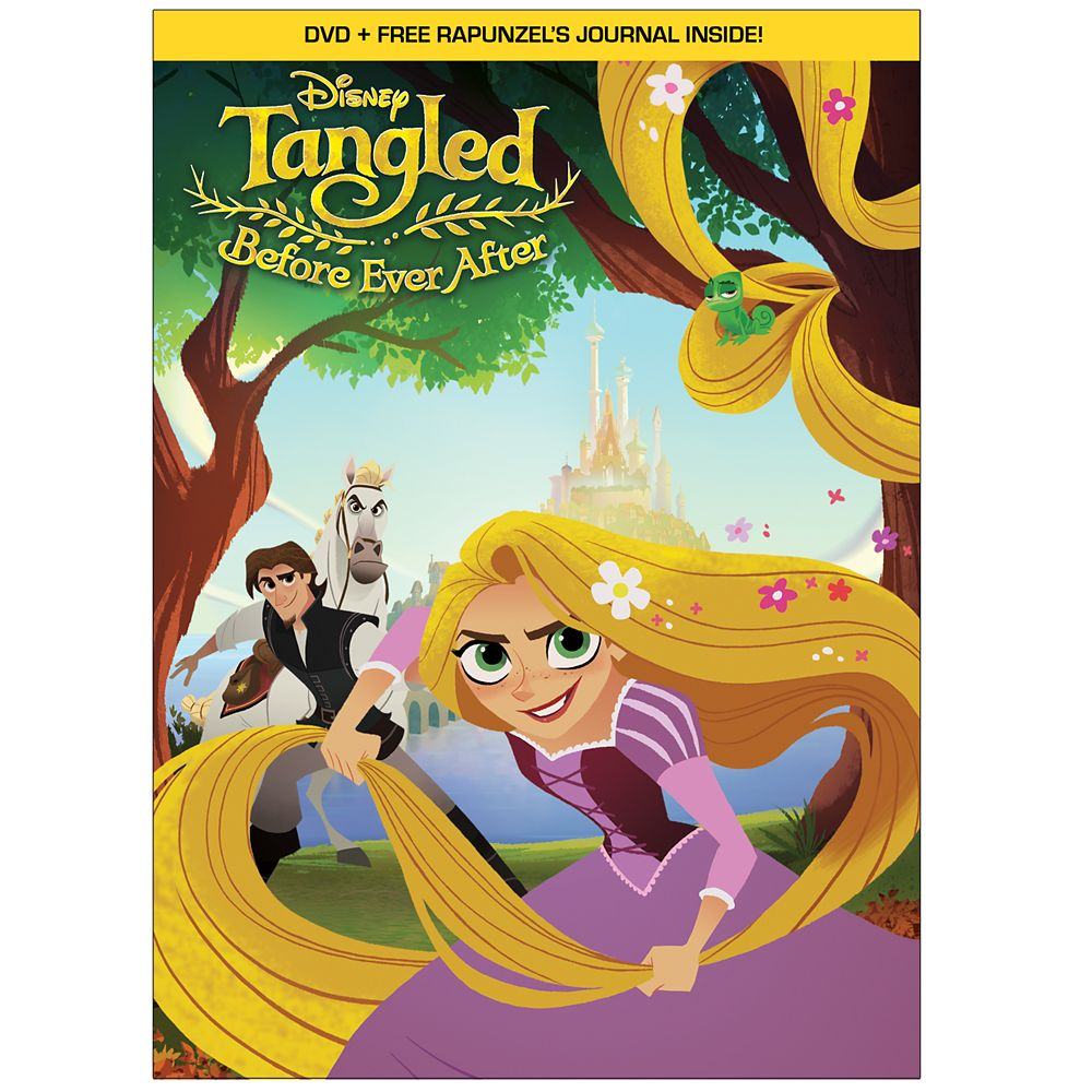 Tangled: Before Ever After DVD