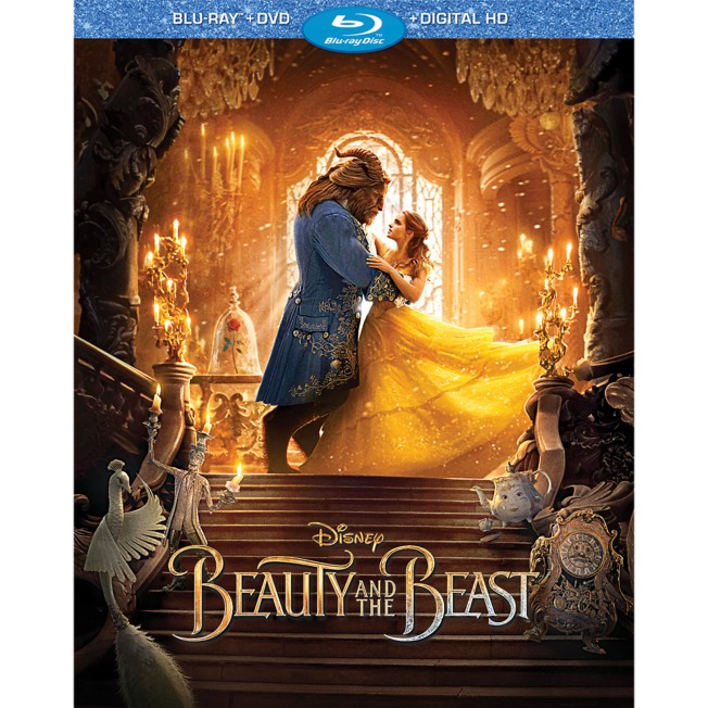 Beauty and the Beast – Live Action Film – Blu-ray Combo Pack