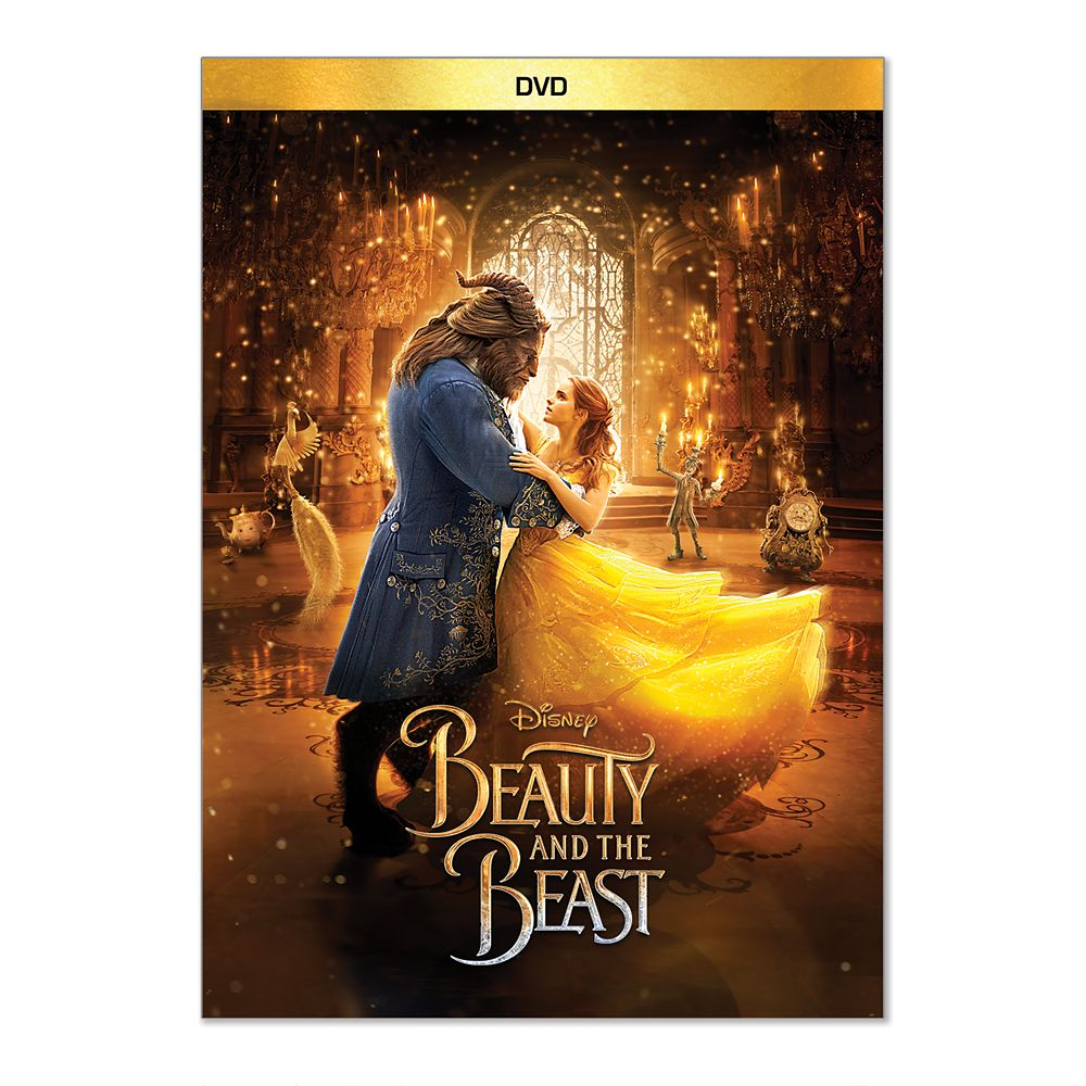 Beauty and the Beast  Live Action Film  DVD Official shopDisney