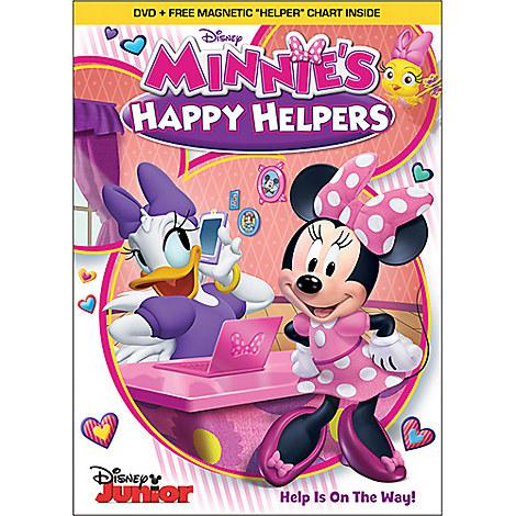 Minnie's Happy Helpers DVD