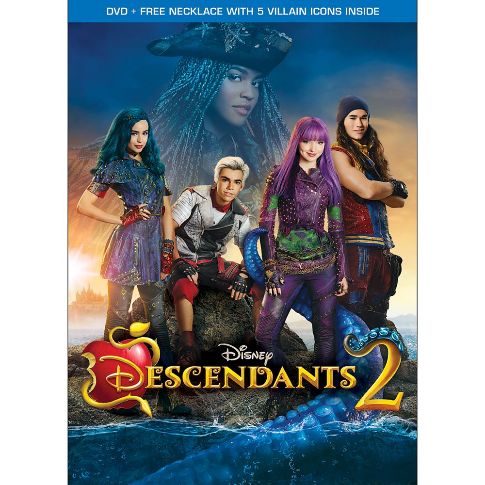 Descendants 2 DVD Official shopDisney