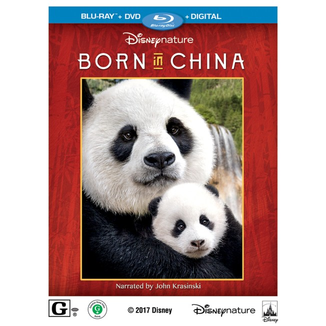 Disneynature: Born in China Blu-ray Combo Pack