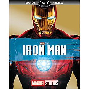 Iron Man Blu-ray + Digital Copy 7745055552389P